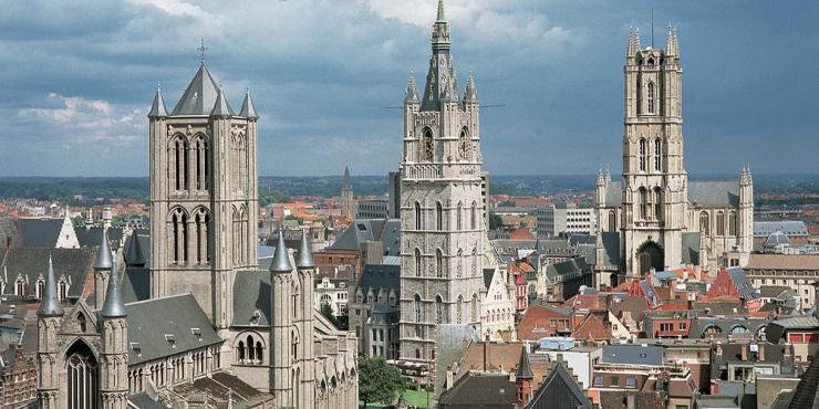 Sint Baafs Kathedraal Gent