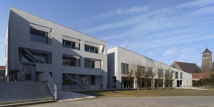 RHIZO Hotelschool Kortrijk